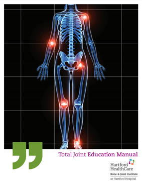 Total Joint Replacement Patient Education Packet